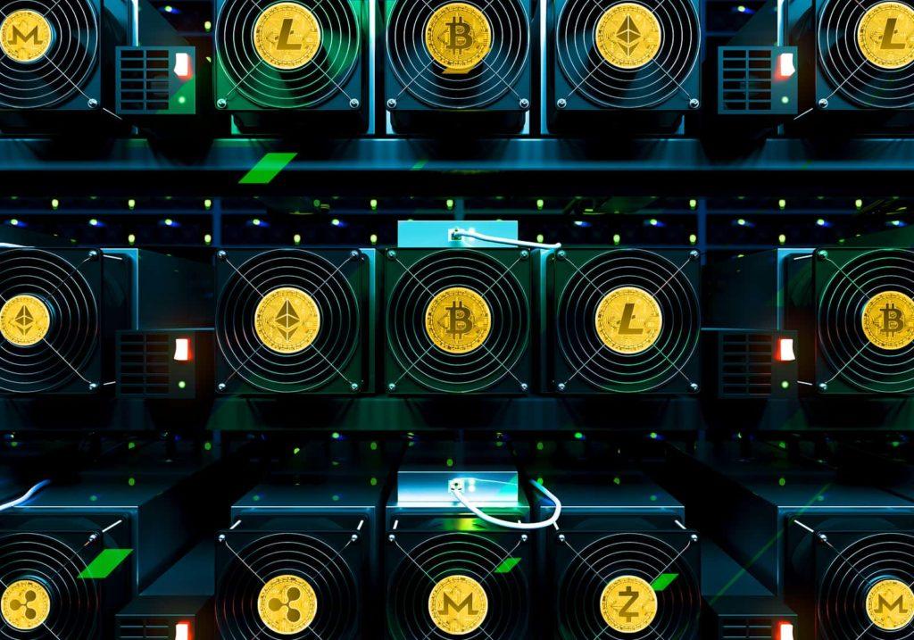 many crypto currency