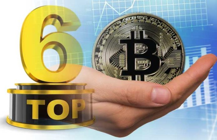 Top 6 Blockchain Stocks